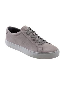 Peltro nabuk leather sneakers