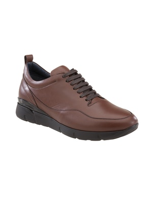 Brown daytona shoes