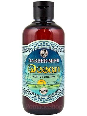 Ocean hair grooming