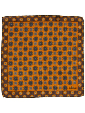 Pattern arancio