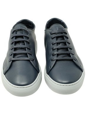Lindos blue sneakers