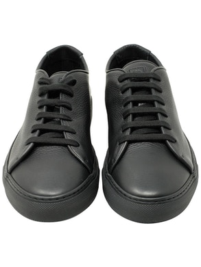 Lindos black sneakers