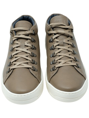 Mouse taupe high-top sneakers