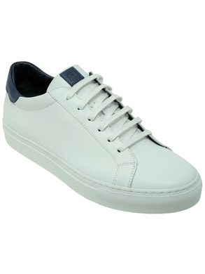 White stockholm / balt electrick low sneakers
