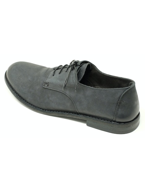 Smooth black derby