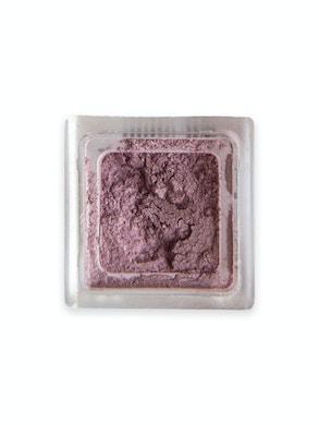 Purple loose powder eye shadow