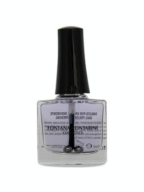 The treatment nail polish / hardering