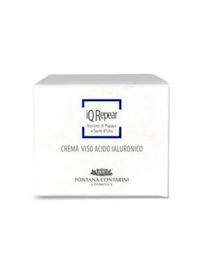 Hyaluronic acid face cream