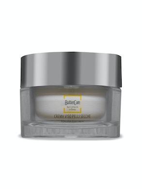 Dry face skin cream