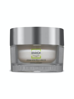 Oily face skin cream