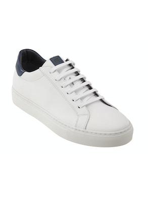 Men's shoes White/Blue