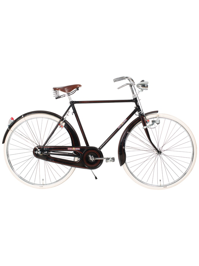Bicicletta Artigianale Stile 1950 Uomo Italian Grace