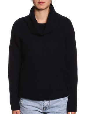 SWEATER WOOL & CASHMERE – BLUE