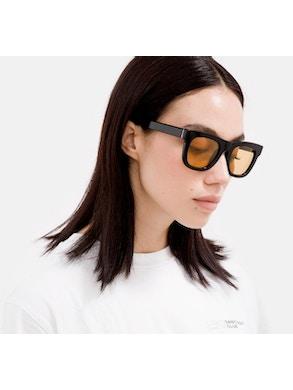 occhiali da sole Ciccio senape