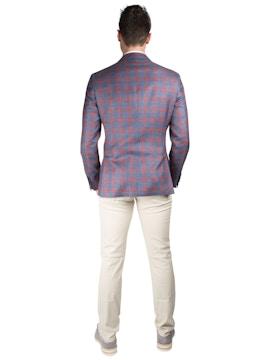 Checked jacket by Loro Piana