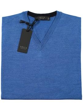 ocean v-neckline sweater