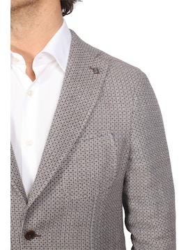 Geometric design soul model jacket