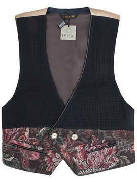 red London gilet