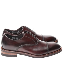Scarpe Oxford bordeaux