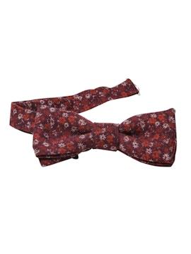 Bordeaux bow tie