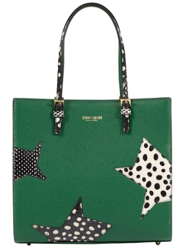 Mint handbag in real calf leather