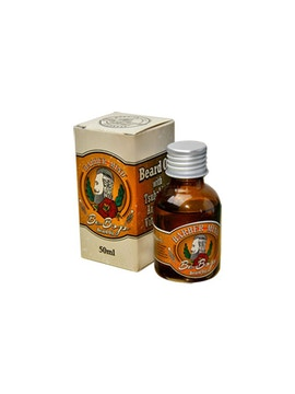 BeBop beard Oil 50ml