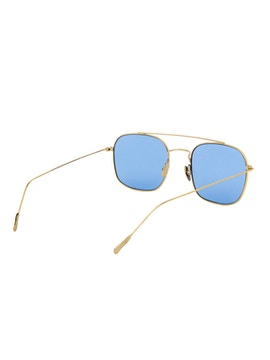 Casey Gold - Light Blue Lenses