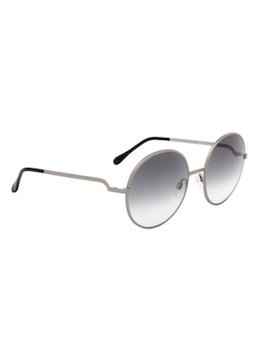 Logan Gun – Gradient Grey Lenses