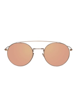 Colin Gold - Pink Mirror Lenses