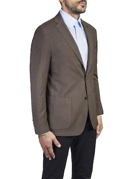 Soft line Bianconi olive jacket