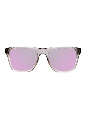 Jordan Crystal Grey - Pink Mirror Lenses