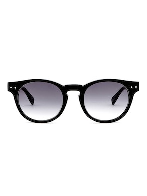 Woody Black - Gradient Grey Lenses