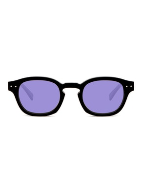 Johnny Black – Purple Lenses