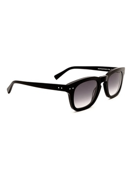 Clark Black - Gradient Grey Lenses