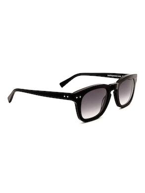 Clark Black - Gradient Grey Lenses
