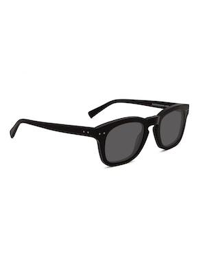 Clark Matte Black - Grey Lenses
