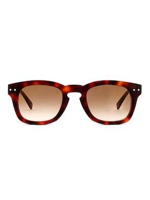 Clark Dark Havana - Gradient Brown Lenses